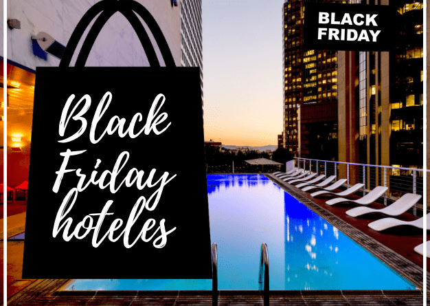 Black Friday hoteles