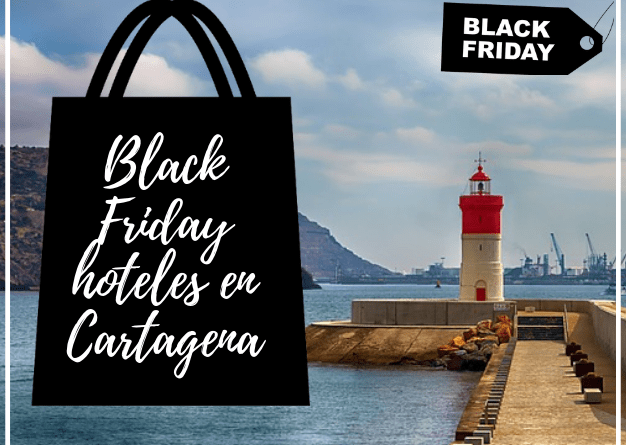 Black Friday Hoteles en Cartagena