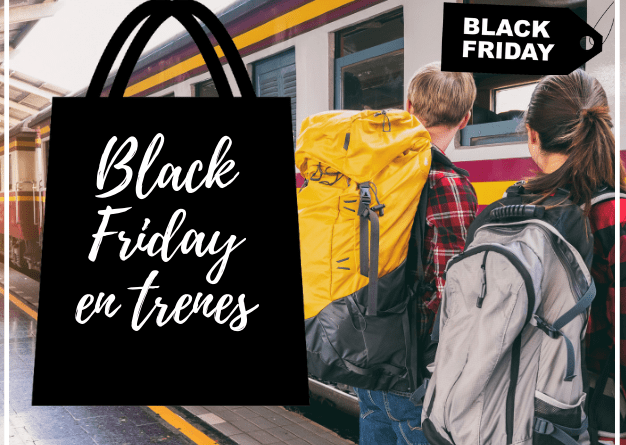 Black Friday en trenes