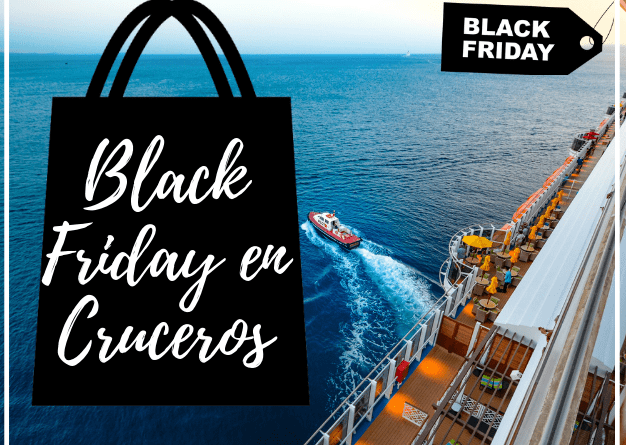 Cruceros Black Friday